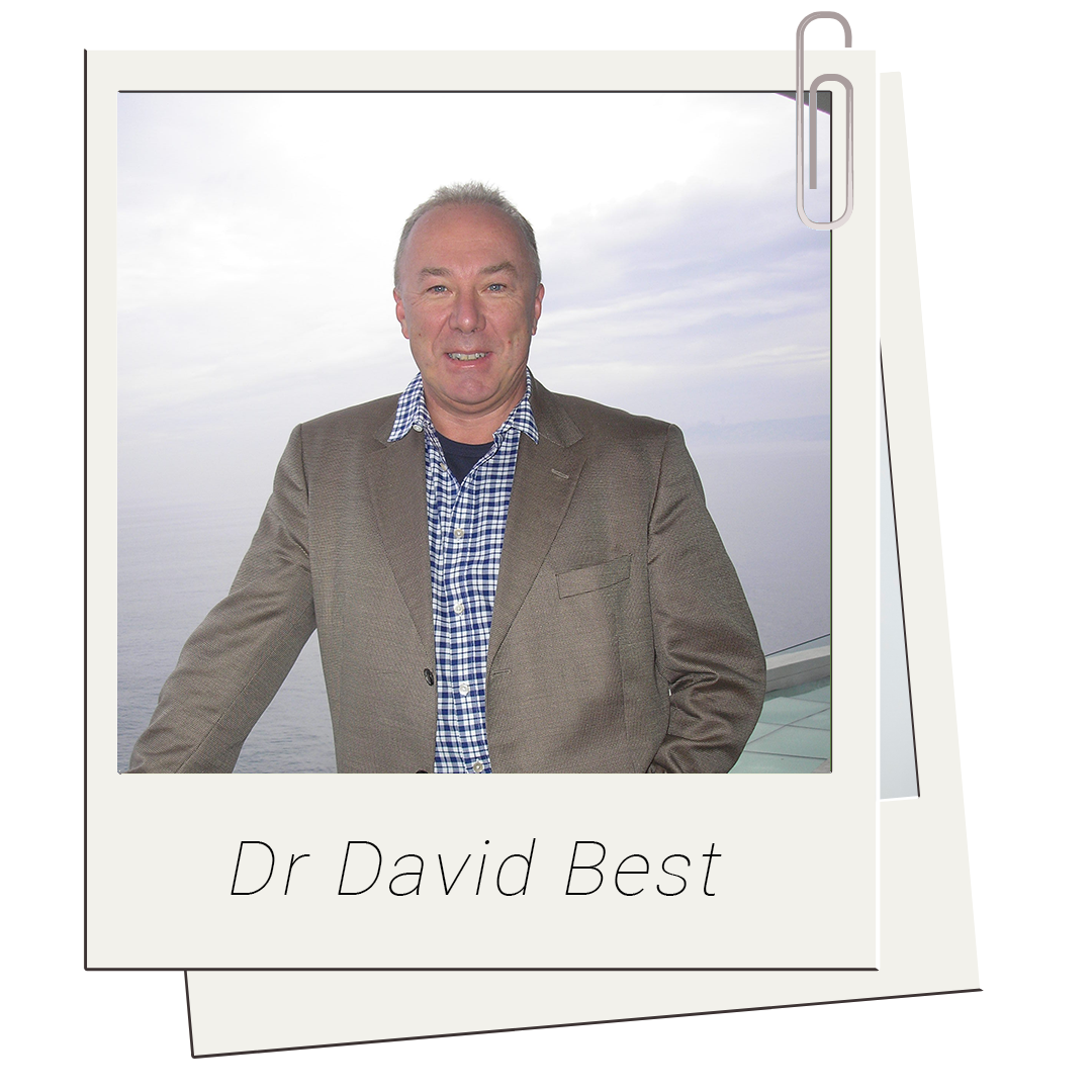 Dr David Best Profile 2